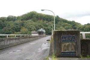 山佐ダムキャンプ場